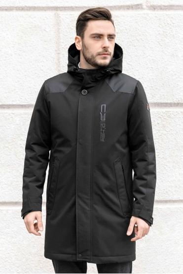 Мужская куртка B-033 (Infinity) Фото 1 - Sun's House