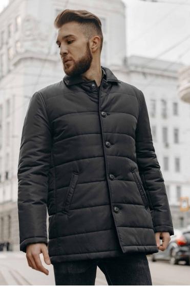 Чоловіча куртка B-100 (Slim) Фото 1 - Sun's House
