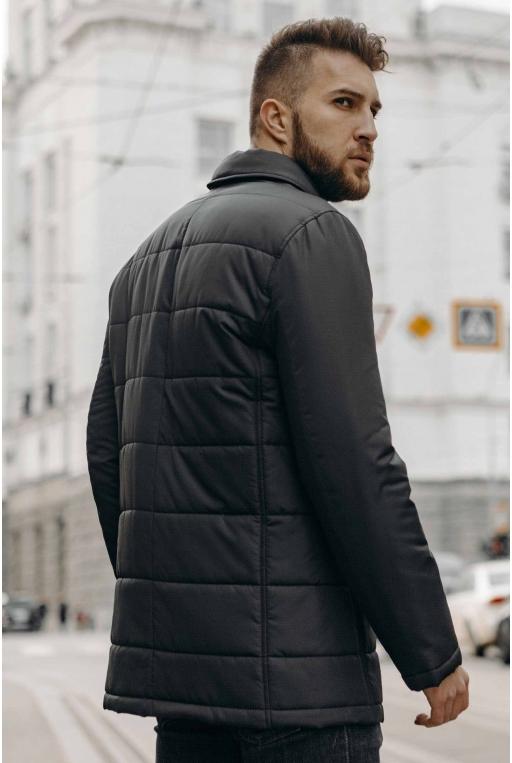 SunsHouse Мужская куртка B-100 (Slim) - Фото 2 - Sun's House