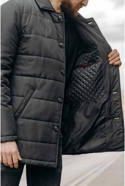 SunsHouse Мужская куртка B-100 (Slim) - Фото 4 - Sun's House
