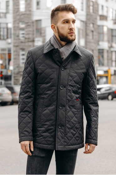 Чоловіча куртка B-201 (Smart) Фото 1 - Sun's House