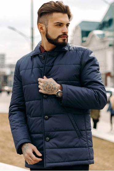 Мужская куртка C-100 (Slim) Фото 1 - Sun's House