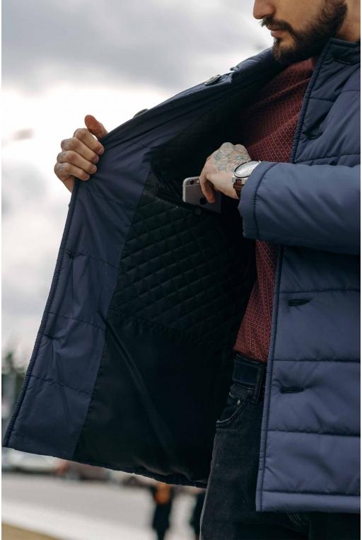 SunsHouse Чоловіча куртка C-100 (Slim) - Фото 4 - Sun's House