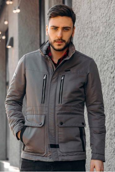 Мужская куртка G-034 (Formula) Фото 1 - Sun's House