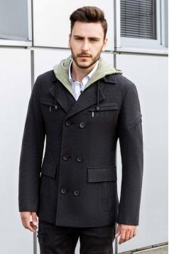 Чоловіче пальто A-453 (Military) купити в Україні,