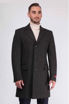 Чоловіче пальто E-500 (Bond) купити в Україні,