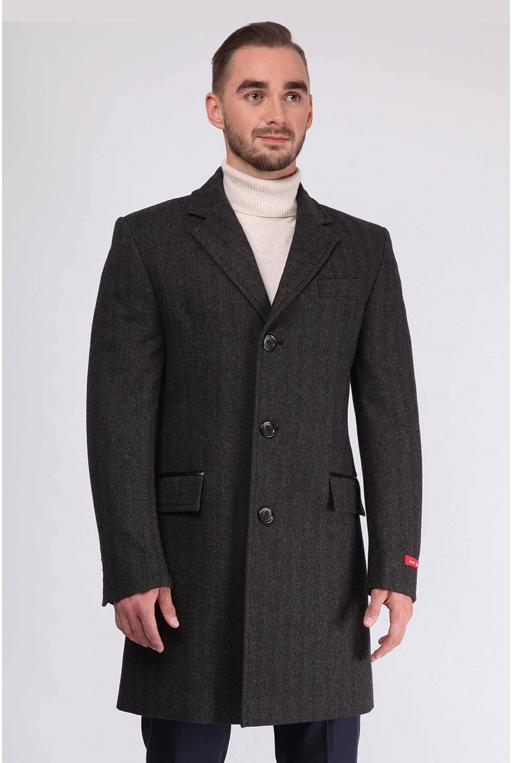 SunsHouse Мужское пальто E-500 (Bond) - Фото 1 - Sun's House