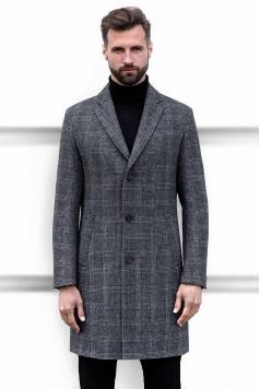 Чоловіче пальто G-161 (Quadri),