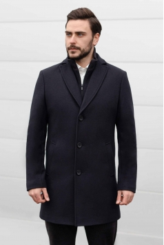 Чоловіче пальто K-043 (iClass) купити в Україні,