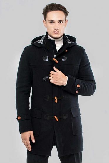 Мужское пальто K-098 (Duffle coat) Фото 1 - Sun's House