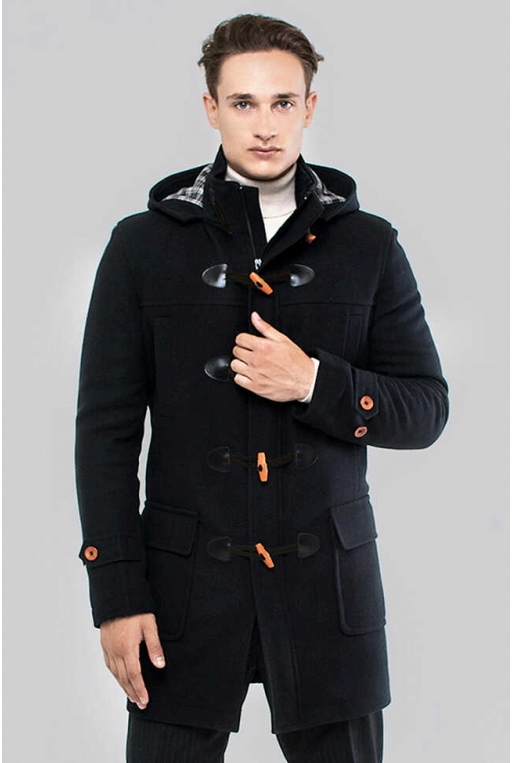 SunsHouse Чоловіче пальто K-098 (Duffle coat) - Фото 1 - Sun's House