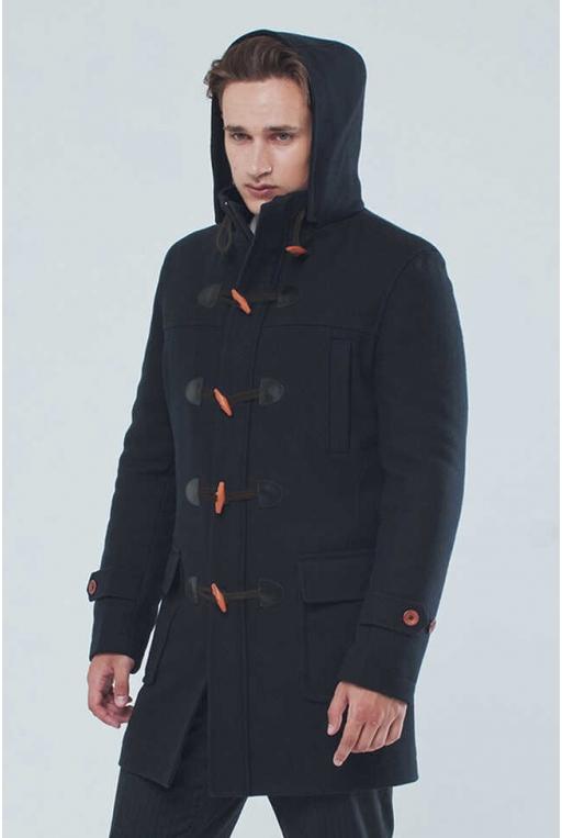 SunsHouse Чоловіче пальто K-098 (Duffle coat) - Фото 2 - Sun's House
