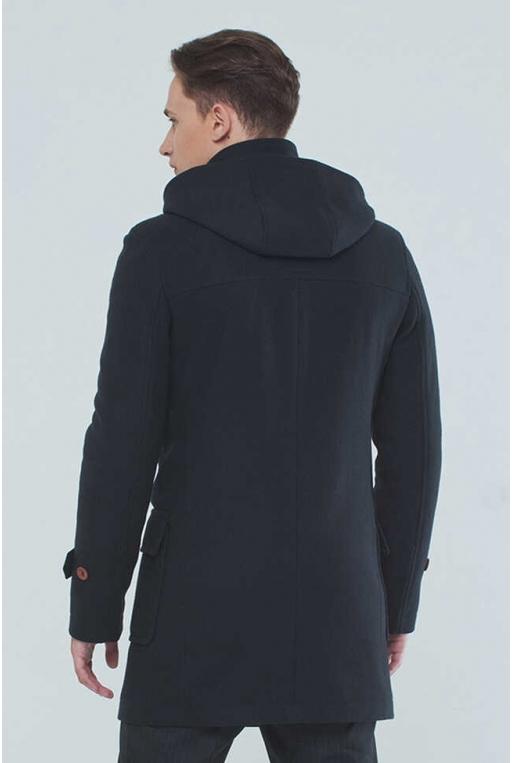 SunsHouse Чоловіче пальто K-098 (Duffle coat) - Фото 3 - Sun's House