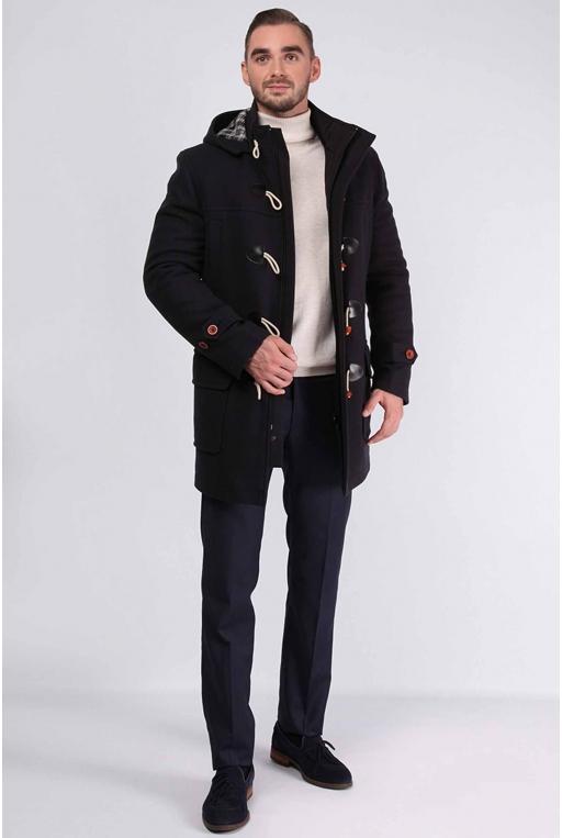 SunsHouse Чоловіче пальто K-099 (Duffle coat) - Фото 2 - Sun's House