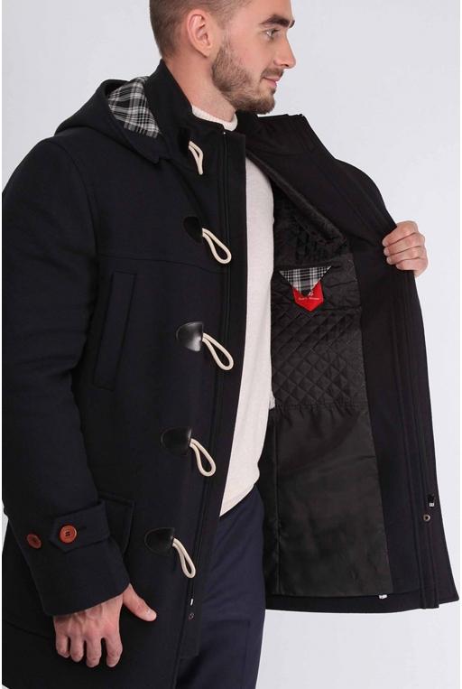SunsHouse Чоловіче пальто K-099 (Duffle coat) - Фото 4 - Sun's House