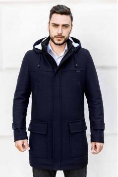 Чоловіче пальто K-199 (Bourbon) купити в Україні,