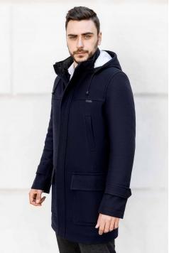 Мужское пальто K-199 (Bourbon),