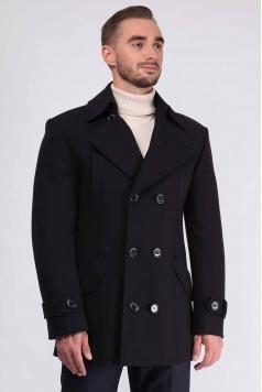 Чоловіче пальто K-451 (Kobalt) купити в Україні,