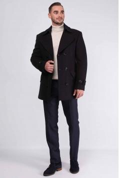 Мужское пальто K-451 (Kobalt),