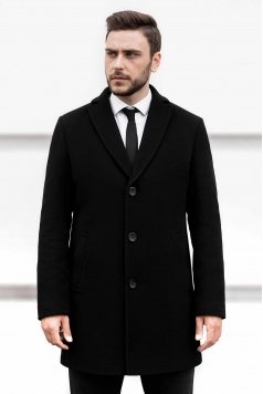 Чоловіче пальто M-043 (iClass) купити в Україні,
