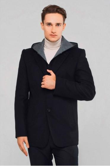 Мужское пальто M-406 (Stilyaga) Фото 1 - Sun's House