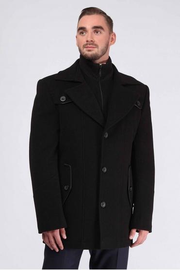 Чоловіче пальто M-411 (Discovery) Фото 1 - Sun's House