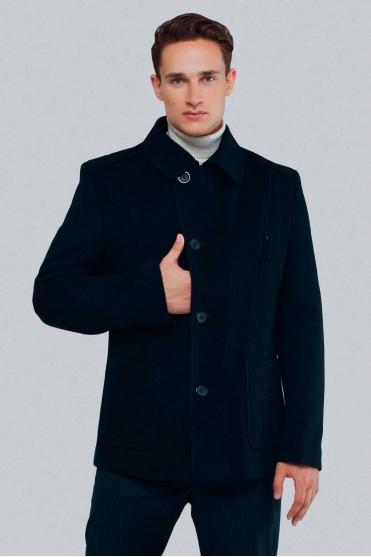 Мужское пальто M-430 (Bayker) Фото 1 - Sun's House