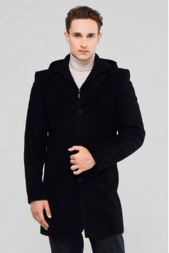 Чоловіче пальто M-840 (Smoke) купити в Україні,