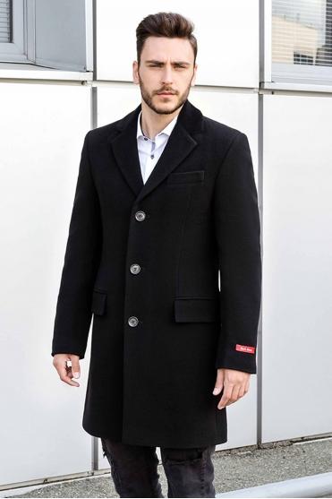 Чоловіче пальто S-510 (Lord) Фото 1 - Sun's House