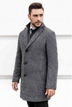 Мужское пальто T-043 (iClass),