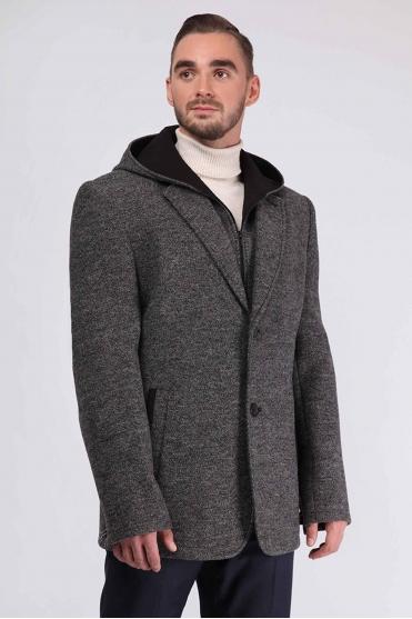 Мужское пальто T-405 (Timati) Фото 1 - Sun's House