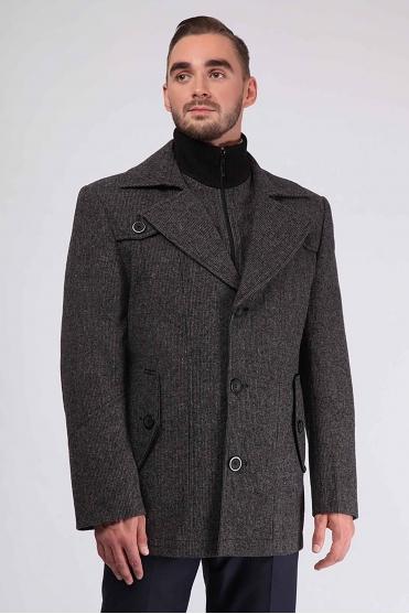Мужское пальто V-411 (Discovery) Фото 1 - Sun's House