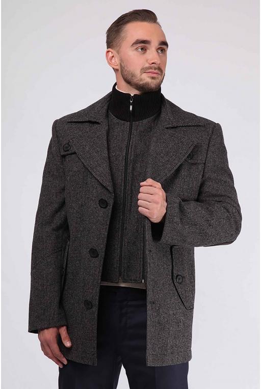 SunsHouse Мужское пальто V-411 (Discovery) - Фото 2 - Sun's House