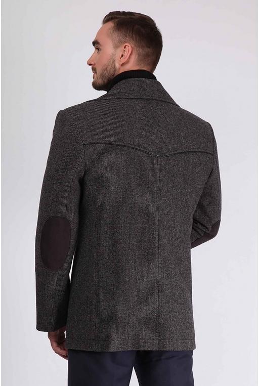 SunsHouse Мужское пальто V-411 (Discovery) - Фото 3 - Sun's House