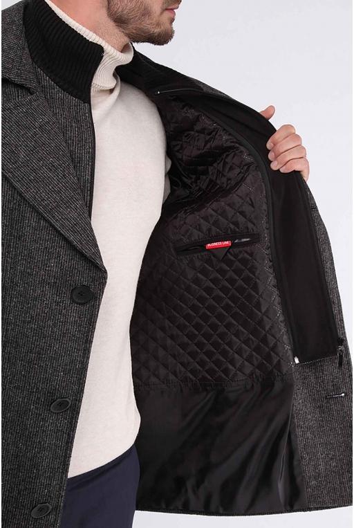 SunsHouse Мужское пальто V-411 (Discovery) - Фото 4 - Sun's House