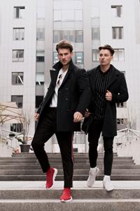 Какую обувь надевать мужчине под пальто