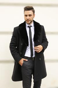 Мужские пальто зима 2021 - Фото