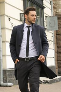 Мужское пальто на весну 2021 - Фото