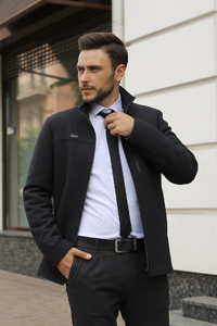 Мужское пальто весна 2021 - Фото