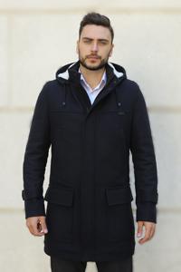 Мужское пальто зима 2021 - Фото