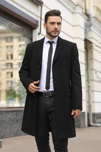 Пальто для мужчин 2021 - Фото