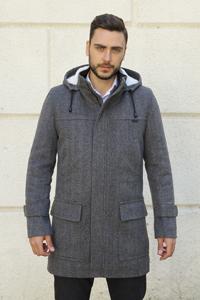 Пальто зима мужское 2021 - Фото