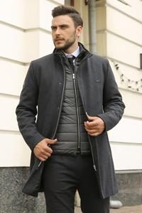 Трендовые мужские пальто 2021 - Фото