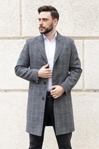Тренды мужских пальто 2021 - Фото