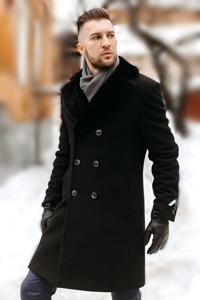 Зимние мужские пальто 2021 - Фото