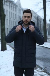 Мужские Куртки Зимние Короткие