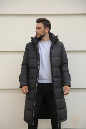 Пуховые мужские куртки