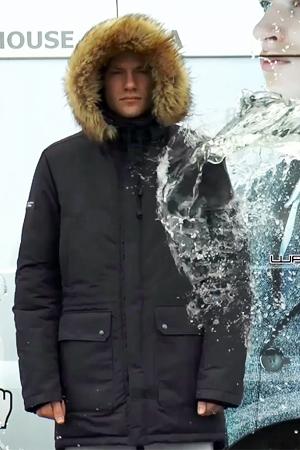 Водонепроникні куртки чоловічі - фото