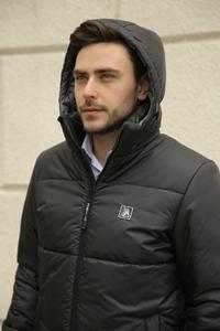Мужская куртка с капюшоном Харьков - фото