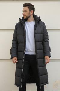 Мужская теплая куртка Николаев - фото